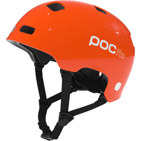 POC POCito Crane Cykelhjelm Børn, pocito orange